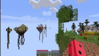 Minecraft Survival Biedronka i Czarny Kot #1