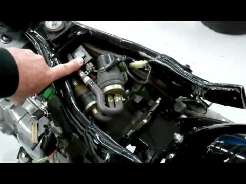 Vt 750 Wiring Diagram Honda Vlx600 Equipped With Fuel Pump Seat Install 1998