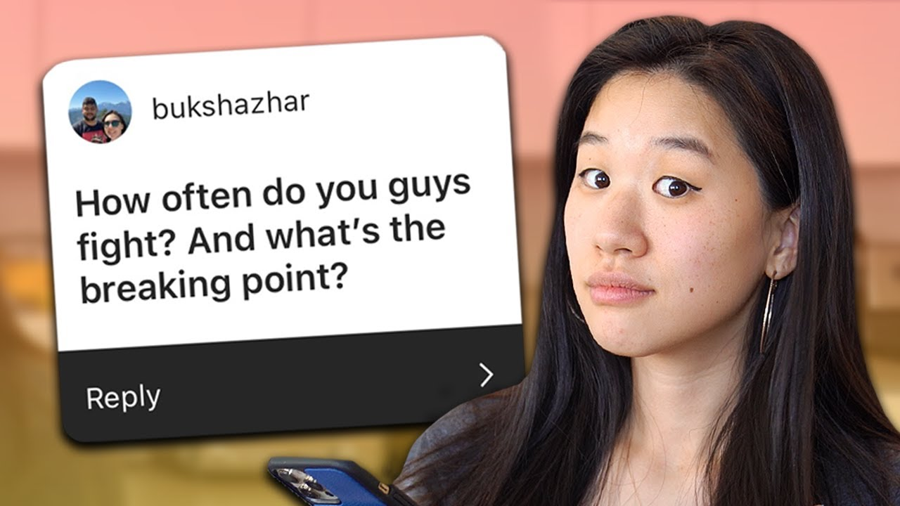 Answering Your Questions Without My Husband