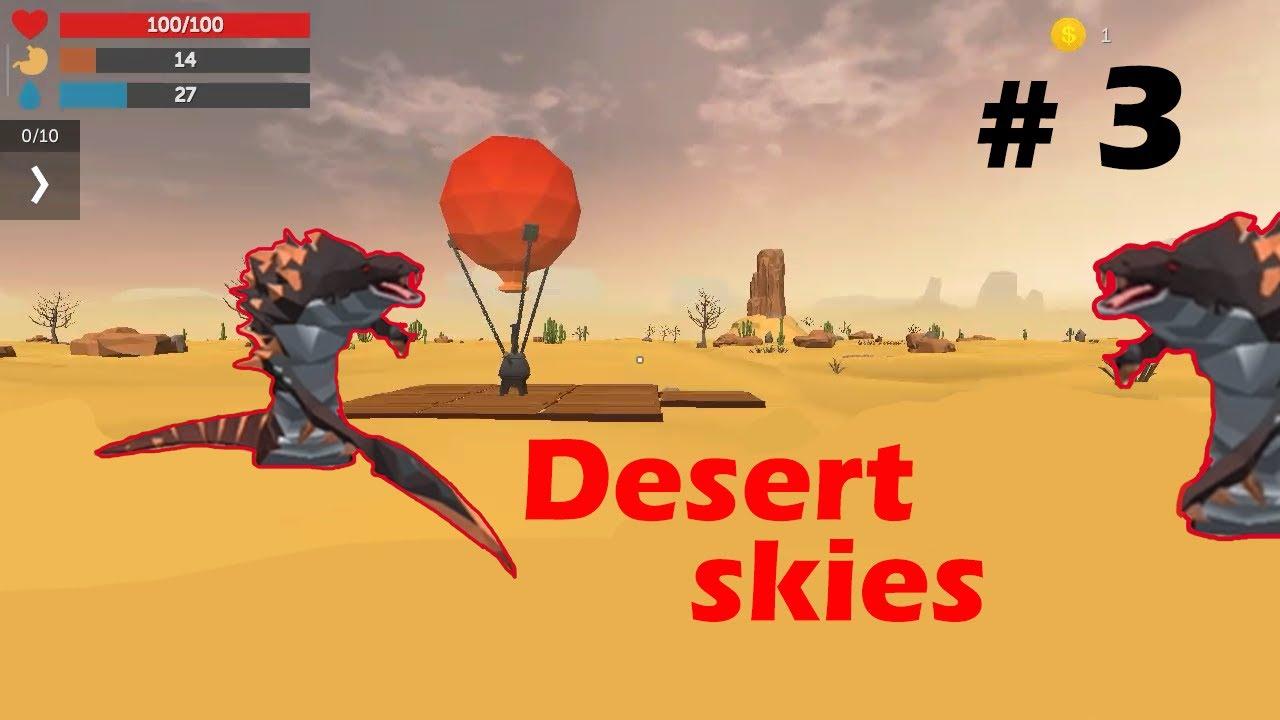 main game Desert skies android part 3 #DirumahAja - YouTube