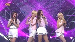 【TVPP】Hello Venus - Romantic Love, 헬로비너스 - 로맨틱 러브 @ Goodbye Stage, Show Music Core Live