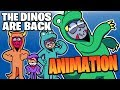 "Delirious Animated! (The Dinos Are Back!) By VyronixLiam ""Fortnite"""