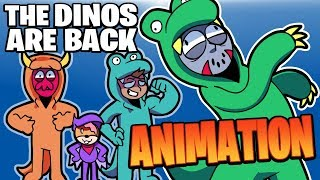 delirious animated the dinos are back by vyronixliam fortnite