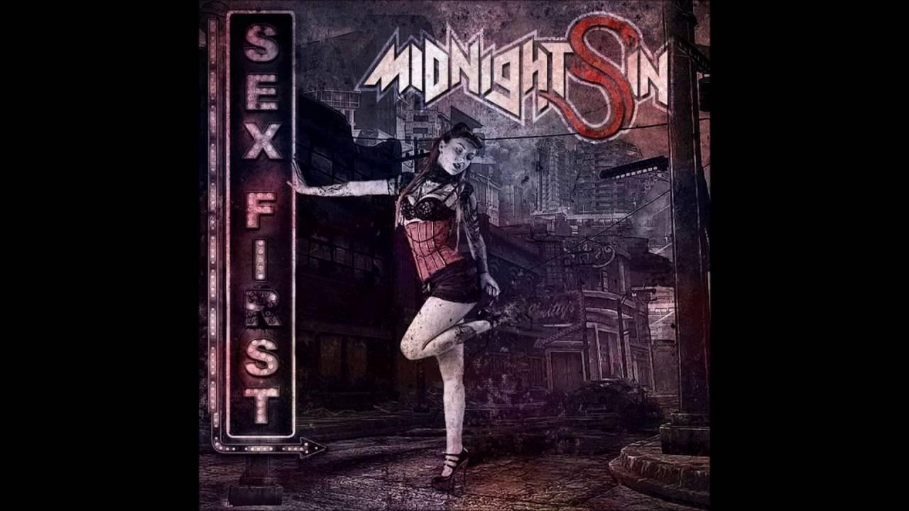 Midnight Sin - Sex First (Full Album) (2014)