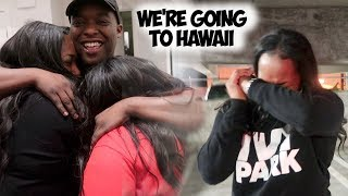ULTIMATE BIRTHDAY GIFT !! SURPRISE THEM WITH A HAWAII TRIP. . . .
