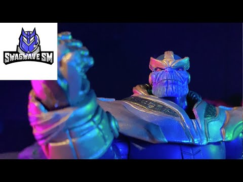 Making Of Avengers Infinity War STOP MOTION (Behind The Scenes)