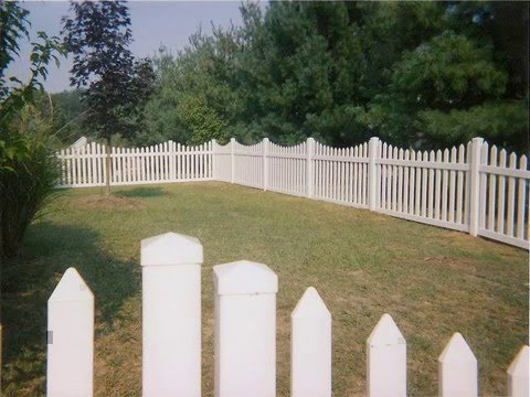 adding height to an existing vinyl fence youtube. Black Bedroom Furniture Sets. Home Design Ideas