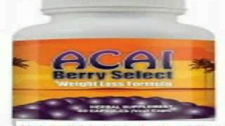 Acai Berry Select  Weight Loss Diet Pill featured On Rachael Ray Show!
