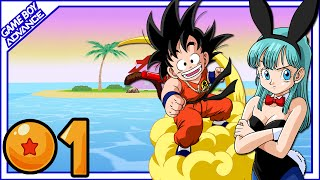 Dragon Ball Advance Adventure #1 Comienza La Aventura