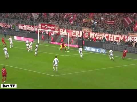 FC Bayern Munich vs FC Ingolstadt 04 2-0 all goals and highlights 12.12.15 HD