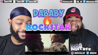 DaBaby - Rockstar feat. Roddy Ricch (Official Music Video) (REACTION)