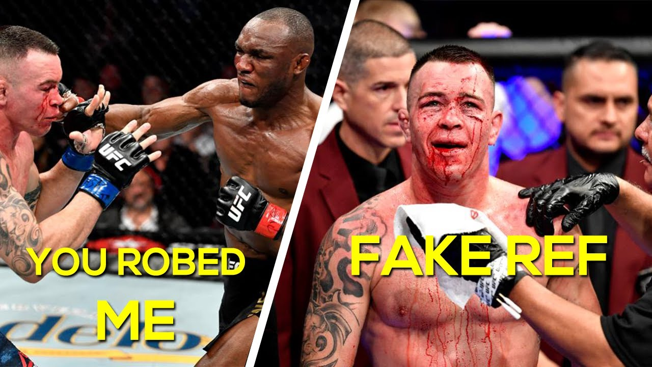 UFC Fight Night takeaways -- Colby Covington, Tyron Woodley ...
