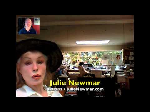TV's sexiest Catwoman, Julie Newmar, purrs! INTERVIEW