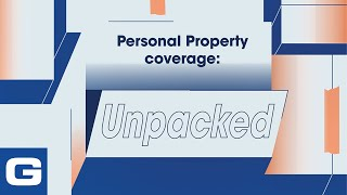 What is Personal Property Coverage? - GEICO Insurance