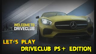 Let's Play   Driveclub PS+ Edition Part1