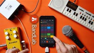 MAKE MUSIC on your PHONE! (BandLab app tutorial) screenshot 2