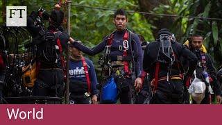 Thai cave rescue diver dies