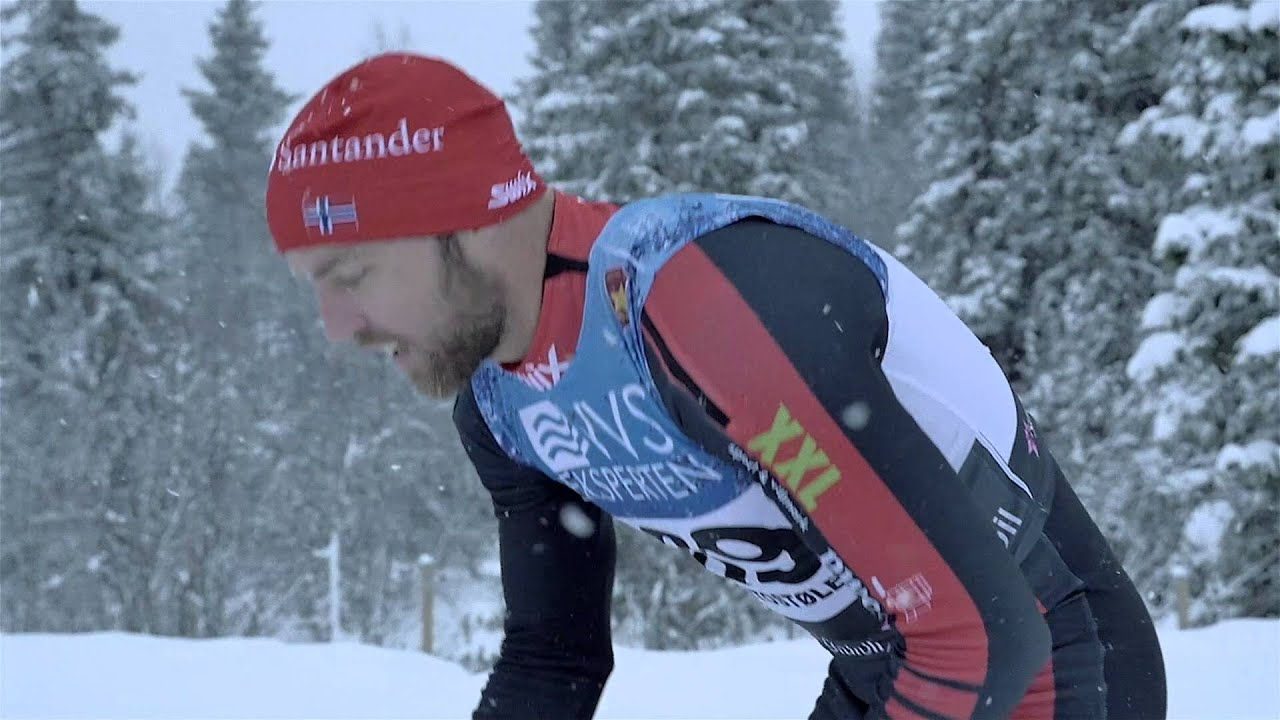 Atomic athlete tord asle gjerdalen about the winning spirit in cross-country racing