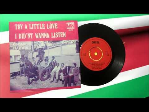 I Did'nt Wanna Listen - Oscar Harris and the Twinkle Stars