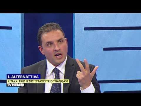 TV HEMM - Michael Briguglio, Chairperson ta' Alternattiva Demokratika