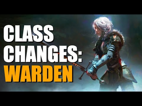 Warden Class Changes - ESO Elsweyr Patch Notes