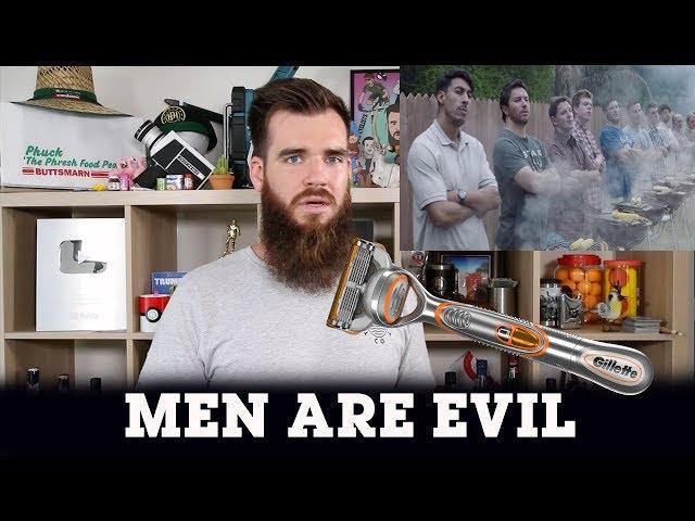 Gillette HATES Men