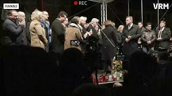 Live: Mahnwache in Hanau