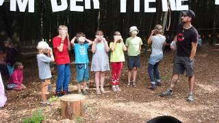 Impressionen vom Waldcamp 2014