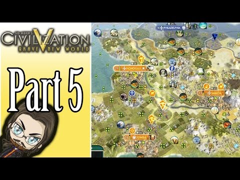 Civilization 5 - Polynesia - Casual Streams - Part 5