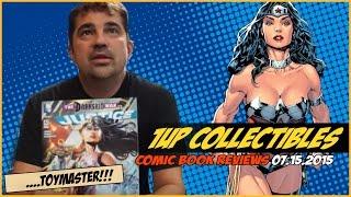 justice league 42 comic book review