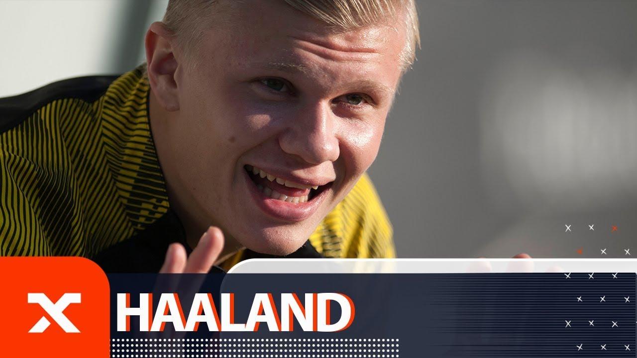 Dortmunds Erling Haaland: Ein Youngster im Rampenlicht | Borussia Dortmund | SPOX
