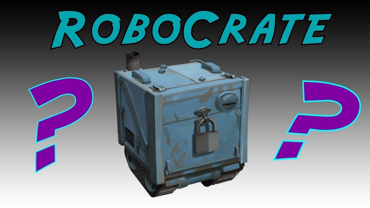 Tf2 Robotic Robokey Gifts Robocrate Wwwmiifotoscom