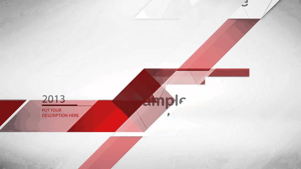 Company Profile Sample 1 YouTube