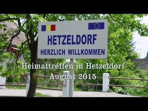 Heimattreffen in Hetzeldorf im August 2015 - Ein Film von Karl Maiterth