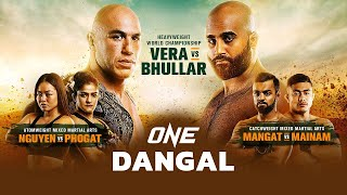 🔴 [Watch  in HD] ONE: DANGAL