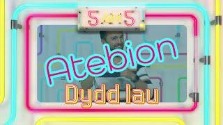 5am5 Dydd Iau - Atebion
