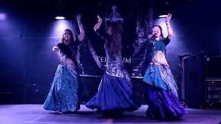 "Loreley Project ""Unda"" | Terarium Tribe @ Samhain Tribal Dance Day 2014 (STDD 2014)"