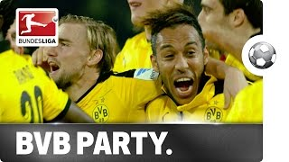 Emotions of a Derby – Dortmund Celebrate, Schalke Desolate