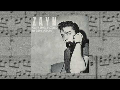 Zayn - Can't Help Falling in Love (Cover)