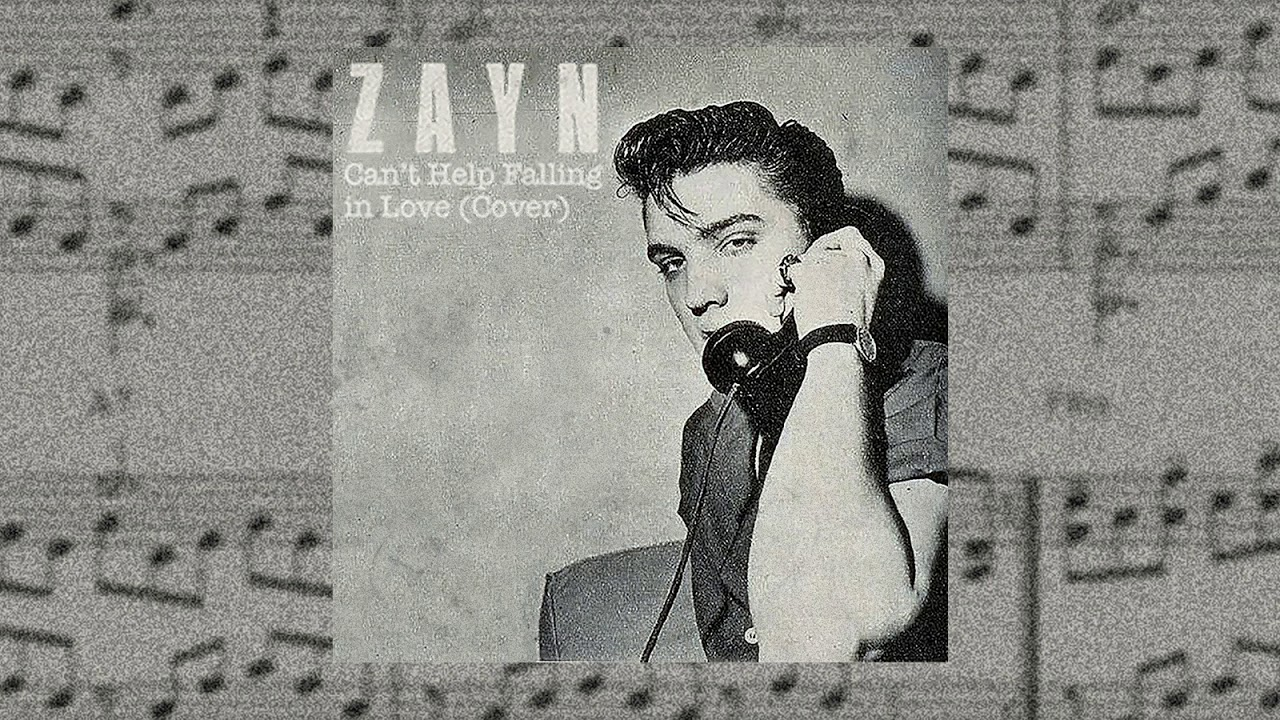 Zayn - Can't Help Falling in Love (Cover) image
