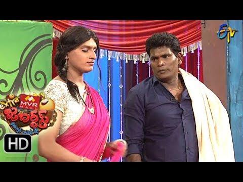 Chammak Chandra Performance | Extra Jabardsth | 8th September 2017| ETV  Telugu