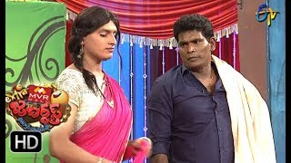 Chammak Chandra Performance | Extra Jabardsth | 8th September 2017| ETV  Telugu