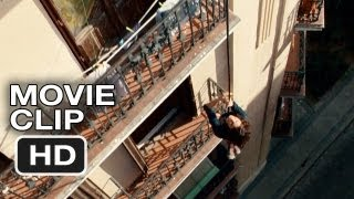 The Cold Light Of Day Movie CLIP - Hanging By A Thread (2012) - Henry Cavill Movie HD