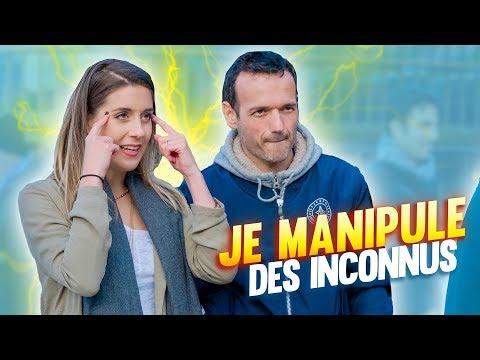JE MENTALISE DES INCONNUS DANS LA RUE avec Fabien Olicard   DENYZEE