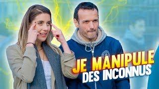 JE MENTALISE DES INCONNUS DANS LA RUE avec Fabien Olicard | DENYZEE