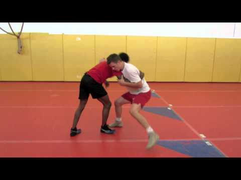 Chris Prickett Technique Session: Over/Under - Single Leg & High Crotch Finish