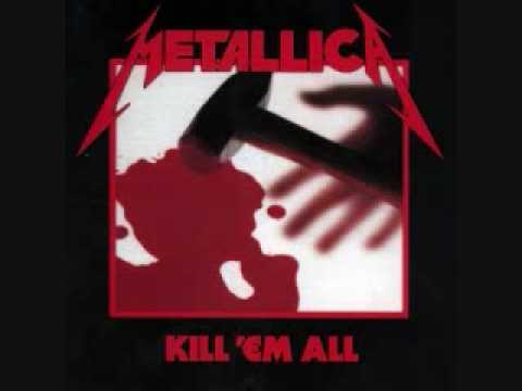 Metallica - The Four Horsemen (ELEKTRA / ASYLUM RECORDS)