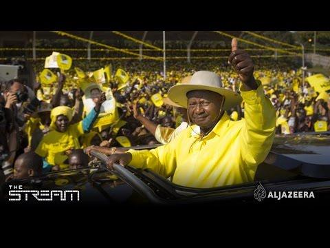 Uganda's Museveni wins, again