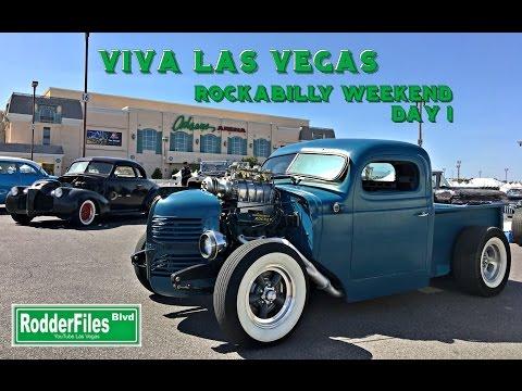 Viva Las Vegas Rockabilly Weekend Day One
