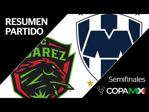 Juarez Monterrey Goals And Highlights
